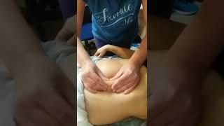 abdominal massage Therapy