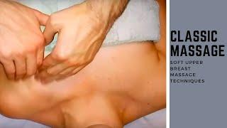 How to massage your breasts for better health | Массаж груди | upper chest Wellness SPA No Talking