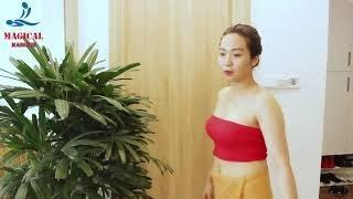 AMAZING VIDEO MUST WATCH ASMR full body massage,Oriental full body, massage,sensual soothing