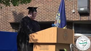 RVCC 2021 Massage Therapy Commencement