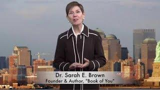 Characteristics Of A Good Relationship - The Book Of You With Dr. Sarah Brown (Interview)