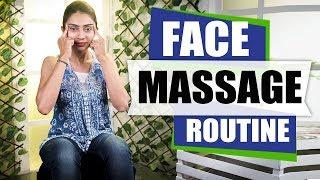 Face Massage Routine | Face Massage Techniques For Healthy Skin