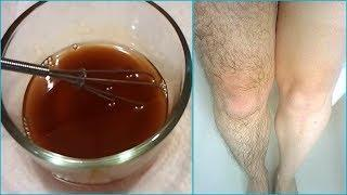 Remove Unwanted Hair Forever in Just 5 Minute Massage With This Oil