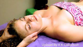 Face And Head Massage Therapy Advanced Body Massage Therapy
