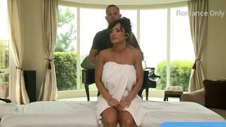 Lisa Ann Fitness Body Massage by Personal Trainer With Hot workout, Fitness Motivation - 13