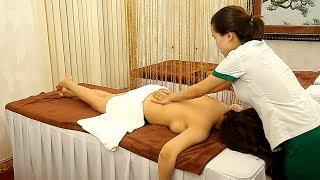 How to reduce pain & Health care by Body Massage Thearapy and Hot stone
