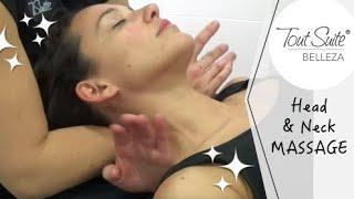 How to finish a relaxing body massage. | Cómo terminar un masaje corporal relajante