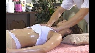 Relaxing With Oil  Body Japan Massage