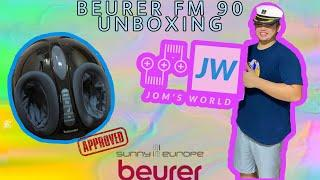 BEURER FM 90 UNBOXING MADE IN GERMANY — FOOT MASSAGER