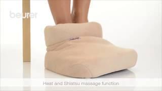 Грелка для ног с массажем шиацу Beurer FWM 50