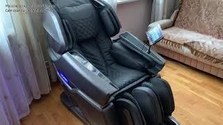 Массажное кресло Osari Pantera примеры установок