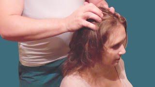 Релаксирующий (расслабляющий) массаж головы в домашних условиях. Домашний релакс-массаж головы