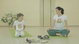 Детский массаж биологически активных точек