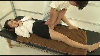 Японский массаж - часть 8