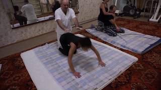 Японский массаж Юмейхо терапия (мастер-класс)