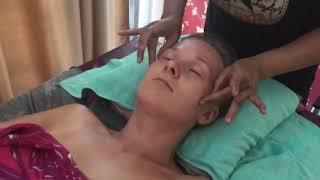 Балийский массаж. Часть 4