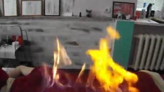 Огненный массаж от Доктора ДЗЕН