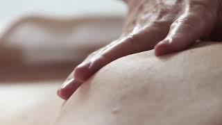 общий массаж зональный массаж спина