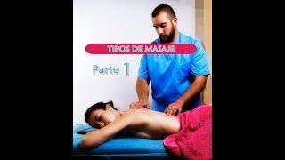 TIPOS DE MASAJE 1