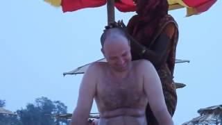 Индийский массаж головы   Indian head massage