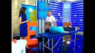 Массажист Назарет Касьян: если человек начнет в молодости ходить на массаж, он всегда будет здоров
