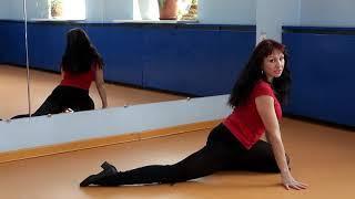 """Студия танцев и вокала. Юлия Маколкина. Танец """"Солдаты любви"""". Урок №3."""