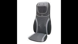 Массажер для спины с подогревом сидения Homedics BMSC-4600H-EU
