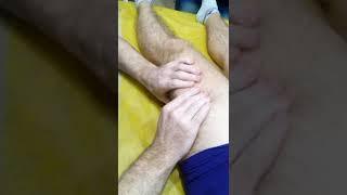 Массаж ног (курсы массажа)