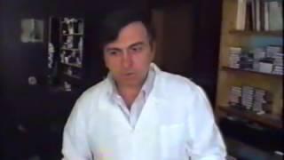 Методика лечебного массажа, часть 1 из 3 х запись 2003 года