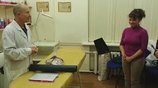 Благодарный отзыв о курсах массажа в Минске у Дмитрия БОРИСА