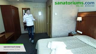 одноместный номер Санаторий Друскининкай, Литва - sanatoriums.com