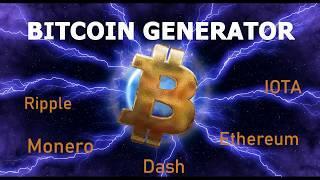 Bitcoin Generator - Claim 0.25 - 1 Bitcoin Daily