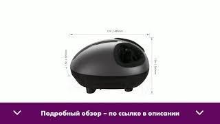 Обзор массажера Naipo MGF-F15