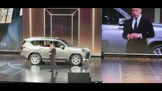 Новый Lexus LX 600 | Мировая премьера