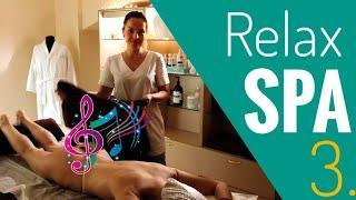RELAX МАССАЖ с музыкой | RELAX FULL BODY OIL MASSAGE | ASMR