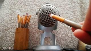 ASMR Brushing sounds | Hard and soft brushing sounds
