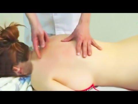 Массаж при остеохондрозе шейного отдела позвоночника. Обучение массажу ШВЗ при болях головы и шеи