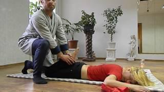 Проработка ног и коррекция стоп в конце видео