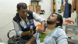 НОВАЯ ТЕХНИКА Расслабляющий Индийский массаж, секреты вечного здоровья