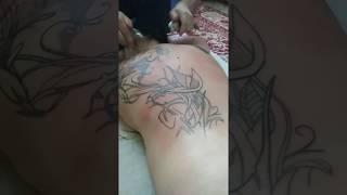 Скребковый массаж ложками - Мастерская Внимательного Массажа