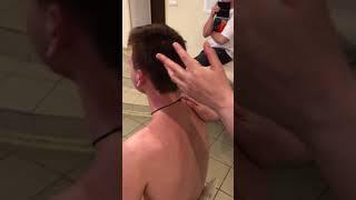 Мастер-класс по массажу #4 (массаж волосистой части головы)