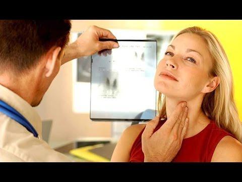УНИКАЛЬНЫЙ  ЛЕЧЕБНЫЙ массаж от заболеваний Щитовидной железы, Зоба, Матки и Яичников