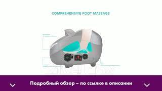 Обзор массажера Naipo MGF-839A