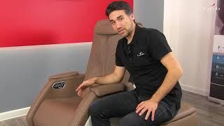 Видео обзор Массажное кресло Casada Smart 5 в магазине МассажныеКресла.рф