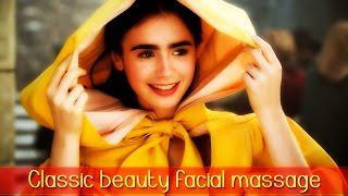 Классический косметический массаж лица / Classic beauty facial massage