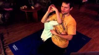 Тайский массаж. Плечи и шея